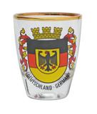 Germany Flag Shot Glass
