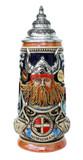 Norseman Viking Beer Stein