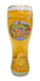 Monschau and Eifel Glass Beer Boot