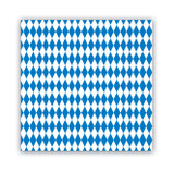 Oktoberfest Bavarian Flag Party Napkins 16pk