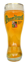 1 Liter Pilsner Glass Beer Boot for Sale