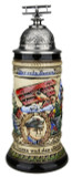 Red Baron Beer Stein
