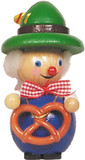Steinbach Bavarian Boy Wooden German Ornament