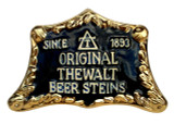 Thewalt Collector Ceramic Sign
