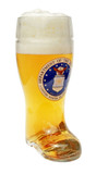 US Air Force Glass Beer Boot 1 Liter
