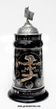 Vietnam Memorial Beer Stein