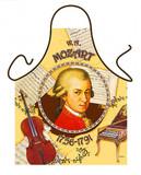 Wolfgang Amadeus Mozart Apron
