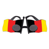 German Flag Party Glasses
