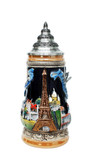 Paris Beer Stein 0.25 Liter