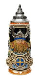 Sweden Viking Beer Stein