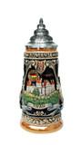 Romania Dracula Souvenir Beer Stein 0.25 Liter