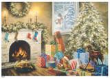 Christmas Hearth German Advent Calendar