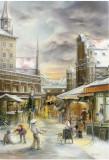 Munich Christmas Farmer's Market German Advent Calendar