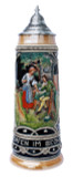 Under the Linden Tree Traditional Style Beer Stein