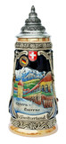 Lucerne Switzerland Beer Stein