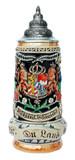 Land of Bavaria Beer Stein