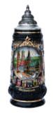 Munich Deutschland Beer Stein