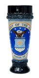 Air Force Stoneware Wheat Beer Cup