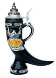 Sweden Viking Drinking Horn Beer Stein