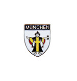 Muenchen Shield German Hat Pin