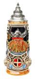 Viking Beer Stein