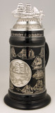 History of the Sailboat Beer Stein