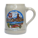 Frankfurt am Main Rastal Stoneware Beer Mug 0.5 Liter
