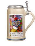 Munich 2014 Official Oktoberfest Beer Stein