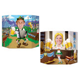 Oktoberfest Double Sided Photo Prop