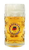 Deutschland Map Oktoberfest Glass Beer Mug 0.5 Liter