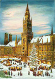 Christmas in Munich German Advent Calendar