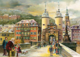 Christmas in Heidelberg German Advent Calendar