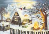 Grimms Fairy Tales German Advent Calendar