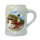 Oberammergau Rastal Stoneware Beer Mug 0.5 Liter