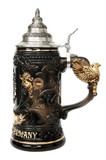 Deutschland Germany Eagle Handle Beer Stein