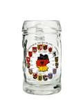 Deutschland Map Beer Mug Shot Glass