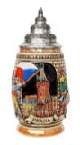 Prague Beer Stein