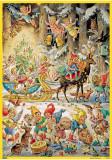 Christmas Festival with Elves & Angels German Advent Calendar