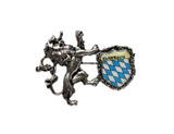 Bayern Bavaria Lion Crest Hat Pin