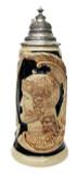 King Limitaet 2003 | Peter Duemler Ares Trojan War Antique Style Beer Stein