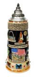 United States Panorama Beer Stein