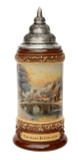 Authentic Limited Edition Xmas Beer Stein