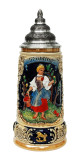 Four Seasons Series Spring Beer Stein
