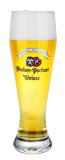 Hacker Pschorr Wheat Beer Glass 0.5 Liter