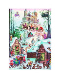 Grimm Fairy Tales Small German Christmas Advent Calendar