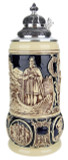 King Limitaet 2001 | Lohengrin Antique Style Beer Stein