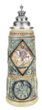 King Limitaet 2006 | King Solomon Handpainted Beer Stein