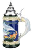 Dolphin Beer Stein