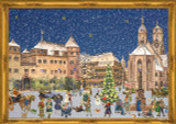 City of Stuttgart German Advent Calendar