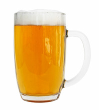 Traditional German Beer Cup with Personalized Engraving Option